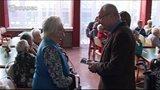 V Domově důchodcú uvítali návštěvu z Rady města