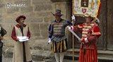 Průvod zvoníků zahájí slavnostní ceremoniál