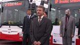 Nové trolejbusy v Hradci Králové