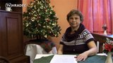 Vánoční projev - Lenka Fialová