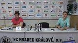FC Hradec Králové vs FC Baník Ostrava
