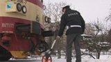 Nehoda s vlakem v Kostelci nad Orlicí