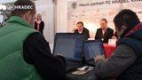 Tisková konference FC Viktoria Plzeň vs FC Hradec Králové