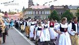 Festival folklóru přivedl do Hradce stovky diváků
