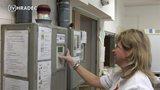 Potrubní pošta ve fakultní nemocnici