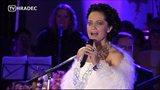 Lucie Bílá a Boni Pueri zazpívali vánoční skladby