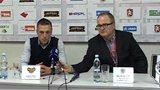 Tisková konference po utkání s Duklou Praha
