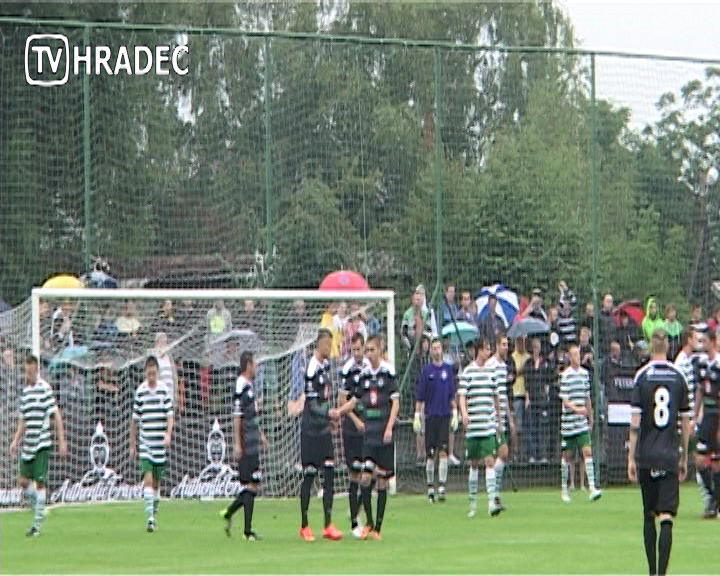 FC HK vs FC Olympia Hradec Králové